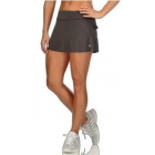 K-Swiss Women's Deuce Tennis Skirt (Dark Shadow) - Shop the Best Selection of Tennis Apparel