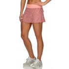 K-Swiss Women's Deuce Tennis Skirt (Space Dye Coral/Flamingo Pink) - Shop the Best Selection of Tennis Apparel