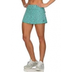 K-Swiss Women's Deuce Tennis Skirt (Space Dye Green) - Shop the Best Selection of Tennis Apparel