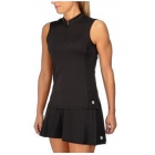 K-Swiss Women's Advantage Tennis Tank Top (Puma Black) - Women's Tank Tops