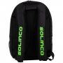 1920118 Solinco Tour Tennis Backpack (Black/Neon Green)