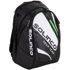 Solinco Tour Tennis Backpack (Black/White) -