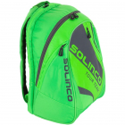 Solinco Tour Tennis Backpack (Full Neon Green) -