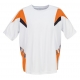 DUC Demand Men's Tennis Crew (Orange) - Duc Sale Items Tennis Apparel