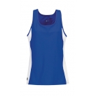 DUC Force Women's Racer-Back Tank (Royal) - Duc Sale Items Tennis Apparel