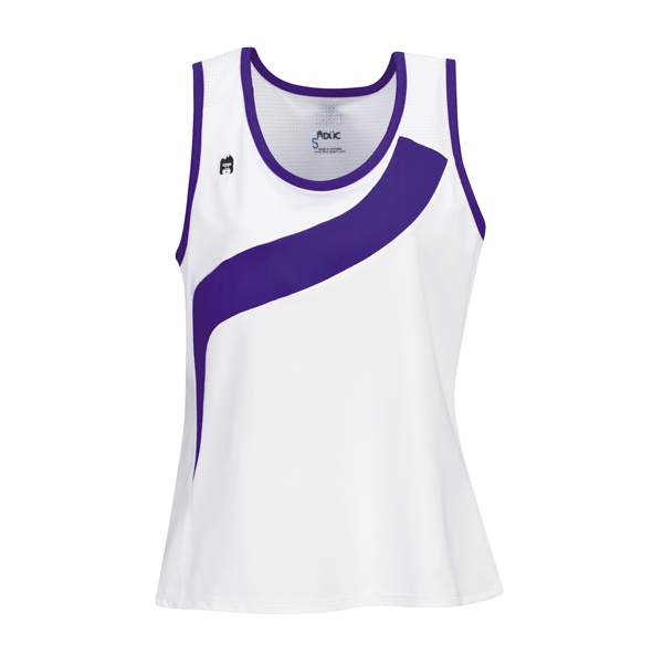 DUC Overload Women's Tennis Tank (Purple)