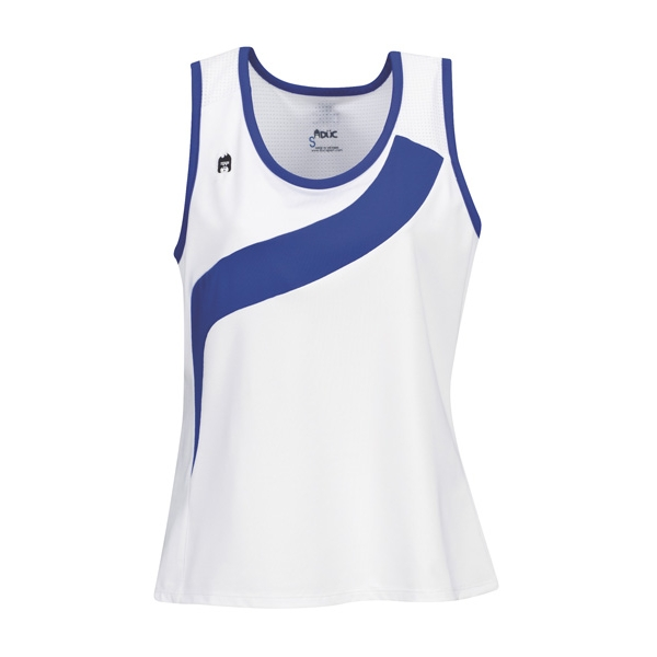DUC Overload Women's Tennis Tank (Royal)