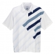 DUC Slasher Men's Tennis Polo (Navy) - DUC Men's Polo Shirts Tennis Apparel