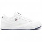 Fila Men's Tennis 88 Tennis Shoes (White/Navy/Red) -