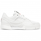Fila Men's Centa Tennis Shoes (White/Navy/Red) -