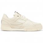 Fila Men's Centa Tennis Shoes (Gardenia/Navy/Red) -