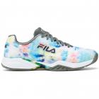 Fila Men's Axilus 2 Energized Tennis Shoes (Multi/White/Agave Green) -