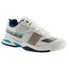 Babolat Junior Jet All Court Tennis Shoes (Limited Edition Wimbledon) - Babolat Tennis Shoes