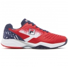 Fila Men's Axilus 2 Energized Limited Edition US Open Tennis Shoes (Red/White/Blue) - Fila Tennis Shoes