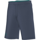 Adidas Men's Barricade Bermuda Short (Dark Blue/ Green) - Tennis Apparel