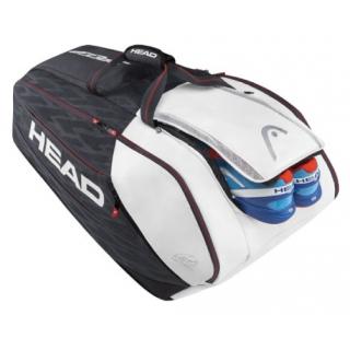 Head 2017 Djokovic Series 12r Monstercombi Tennis Bag