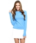 Bloq-UV 24/7 Long Sleeve Top (Ocean Blue) - Bloq-UV Women's Long-Sleeve Shirts