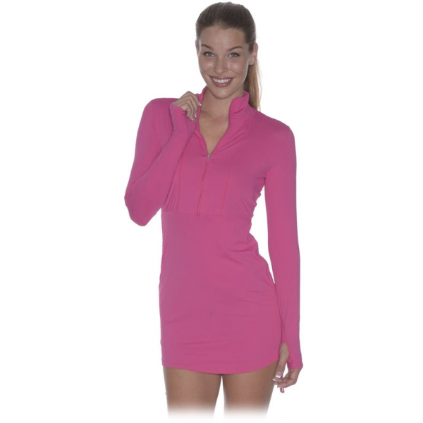 Bloq-UV Women's Cover Up (Passion Pink)