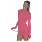 Bloq-UV Women's Cover Up (Watermelon) - Tennis Apparel