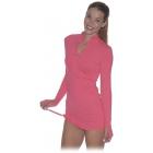 BloqUV Women's Cover Up Dress (Watermelon) -
