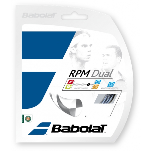 RPM Dual 16g Tennis String (Set)