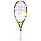 Babolat Aeropro Drive Junior 25 - Tennis Racquets For Kids 9 & 10 Years Old