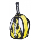 Babolat Backpack Boy (Black/ Yellow) - Babolat Youth Tennis Bags