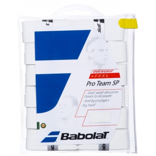 Babolat Pro Team Overgrip 12-pack