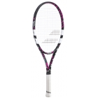Babolat Pure Drive Junior 25 (Pink) - Tennis Racquets For Kids 9 & 10 Years Old
