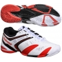 Babolat Men's V-Pro 2 All Court Tennis Shoes (White/ Red)
