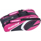 Babolat Club Line Racquet Holder x12 (Pink) - Womens Bags