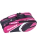 Babolat Club Line Racquet Holder x12 (Pink) - Babolat Club Tennis Bags