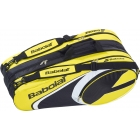 Babolat Club Line Racquet Holder x12 (Yellow) - Babolat Club Tennis Bags