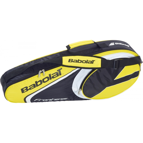 Babolat Club Line Racquet Holder x3 (Yellow)