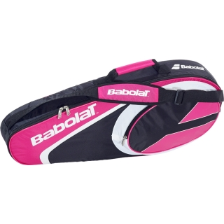 Babolat Club Line Racquet Holder x3 (Pink)