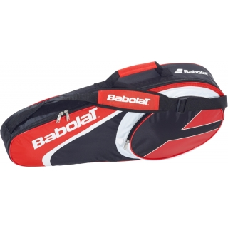 Babolat Club Line Racquet Holder x3 (Red)