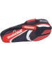 Babolat Club Line Racquet Holder x3 (Red) - Babolat Tennis Bags