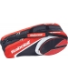 Babolat Club Line Racquet Holder x6 (Red) - 6 Racquet Tennis Bags