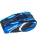 Babolat Club Line Racquet Holder x12 (Blue) - Babolat Club Tennis Bags