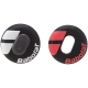 Babolat Custom Dampener (Black/Red) - Tennis Accessory Brands
