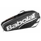 Babolat Pure Racquet Holder 3-Pack (Grey) - 3 Racquet Tennis Bags