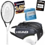 Novak Djokovic Pro Player Tennis Gear Bundle