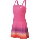 Yonex Women's Bencic French Open Tennis Dress (Berry Pink) - Tennis Apparel