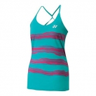 Yonex Women's Melbourne Tournament Style Tennis Tank (Emerald Green) - Yonex
