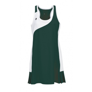 DUC Control Women's Tennis Dress (Forest)