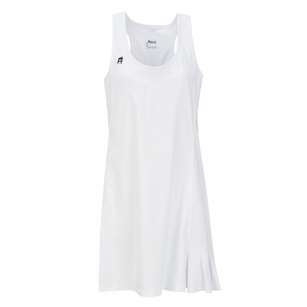 DUC Control Women's Tennis Dress (White)