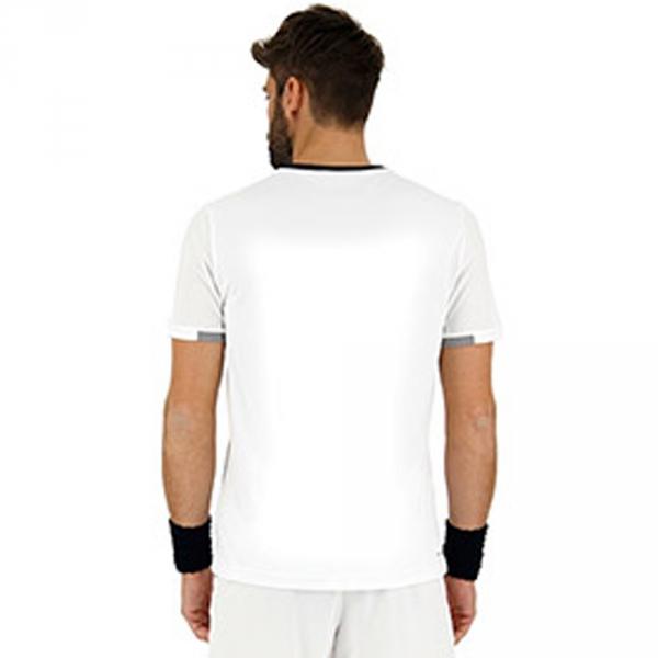 Lotto Men's Squadra Tee (Brilliant White)