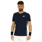 Lotto Men's Squadra Tee (Navy Blue) -
