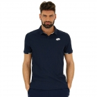 Lotto Men's Squadra Tennis Polo (Navy Blue) -