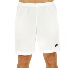 "Lotto Men's Squadra 9"" Shorts (Brilliant White) -"